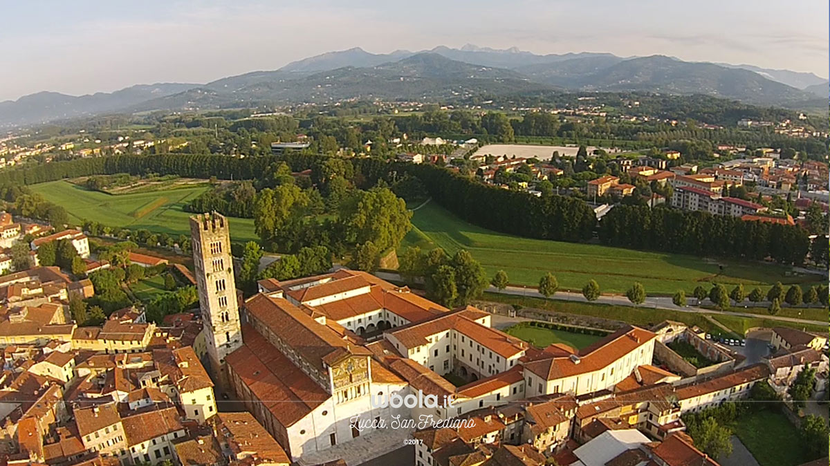 San Frediano, Lucca